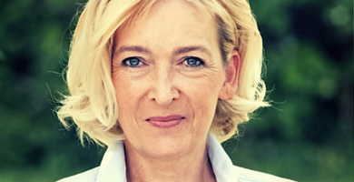 Klimawechselbotschafterin Monika Wahl