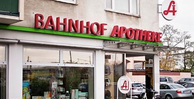 Die Bahnhof Apotheke in Wiener Neustadt hat sich auf Wechselbeschwerden spezialisiert.