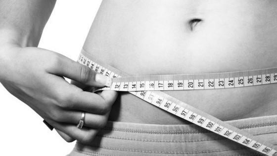 Der Östrogenmangel führt zu Fett- und Wassereinlagerungen