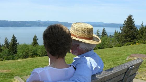 Wechselbeschwerden mit dem Partner teilen und glücklich sein