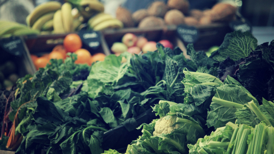 Mit vegetarischer Ernährung liegt ihr im Wechsel richtig