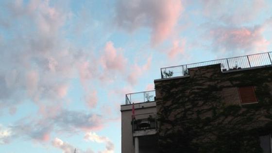 Schweißfreier Schlaf, rosa Morgen - Herz, was willst du mehr
