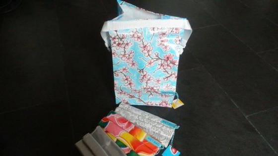 So schön kann nachhaltige Verpackung sein - das multifunktionale Wet-Bag