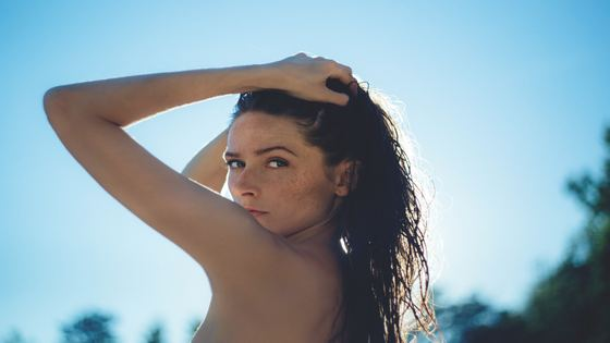 Sprödes und dünnes Haar im Wechsel gehört besonders gut gepflegt